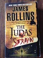 The Judas Strain by: James Rollins store#5423