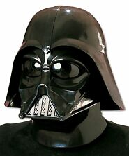 STAR WARS DARTH VADER 2 PIECE MASK HELMET ADJUSTABLE HALLOWEEN