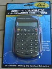 NEW IN PACKAGE Battery Operated Hand Held Scientific Calculator, Pink Accent