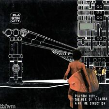 PLASTIC CITY - The Age Of Search And Destruction - 2CD - HOUSE TECH HOUSE TECHNO