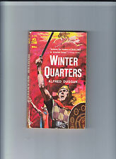 WINTER QUARTERS-DUGGAN-1956 VINTAGE ACE PB 1ST ED-COLLECTABLE COVER-VG+