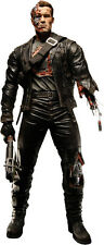 12 inches 1/6 /NECA: Terminator 2: T800: Battle Damage: INSTOCK