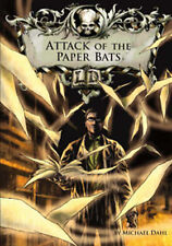 Attack of the Paper Bats (Library of Doom),Dahl, Michael,New Book mon0000056798