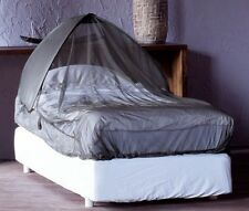 Care Plus Pop up Dome Duralin Impregnated MosQuito Net Travel midge proof