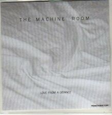 (CU118) The Machine Room, Love From A Distance - 2012 DJ CD