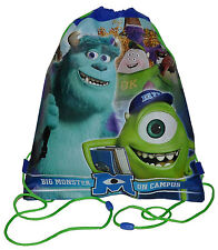 LOT 12 DISNEY MONSTERS INC UNIVERSITY Sling Bags Backpack BIRTHDAY PARTY FAVORS