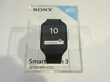 Sony SmartWatch - 3-i CFA 50 NERO/BLACK * NUOVO & OVP *
