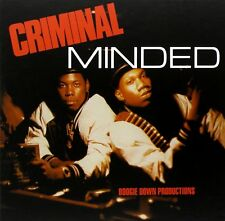 "Boogie Down Productions Criminal Minded 7"" 45 RPM Vinyl Box Set 5 Singles NEW"