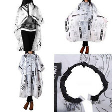 NEW Hair Salon Cutting Barber Hairdressing Cape for Haircut Hairdresser Apron QV