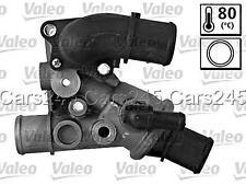 FIAT Ducato Flatbed Bus Box 230L Engine Coolant Thermostat VALEO 1.9L 94-02