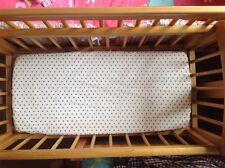 Cushi Culle ALTALENA CULLA montato sheets corrispondenza per il tuo letto Set 100% COTONE NUOVO
