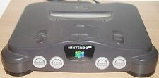 Nintendo 64 W/ expansion pack, wires, and controllers