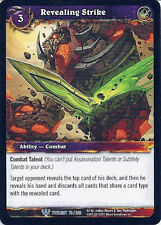 WOW WARCRAFT TCG TWILIGHT : REVEALING STRIKE X 4
