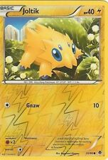 POKEMON B&W POWERS JOLTIK 33/98 REV HOLO EMERGING