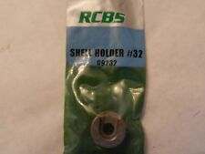 *NEW;  RCBS Shell Holder #32;  09232;  7.62x39, 6mm PPC
