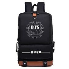 BANGTAN BOYS BTS YOUNG FOREVER IN BLOOM PT.2 BAG BACKPACK KPOP NEW NLB003