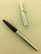 Parker 45 Flighter Fine Nib New Old Stock Complete w Converter SALE!!!!!
