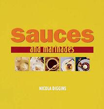 Sauces and Marinades, Nicola Diggins