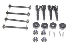 HPI Sprint 2 Flux * DOGBONES / AXLES / WHELL NUTS * Drive Shafts Hex Hubs 106159