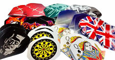 10 SETS/30 PIECES ASSORTED DART FLIGHTS MIXED COLOURS + DESIGNS STANDARD SHAPE