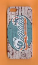 MIAMI DOLPHINS 1 Piece Glossy Case / Cover iPhone SE / 5 / 5S (Design 1)+Stylus