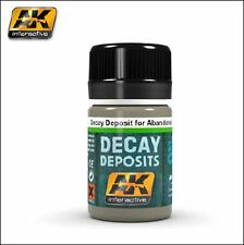 AK Interactive AKI 675 - Decay Deposit for Abandoned Vehicles Enamel Paint 35ml