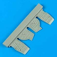 Quickboost - SB2C Helldiver undercarriage covers Academy & andere 1:72 Fahrwerk
