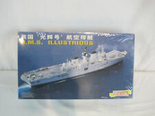 New In Box HMS Illustrious Air Craft Carrier (OA0120)