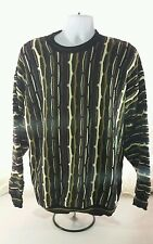 Mens XL 90s Ugly Cosby Sweater Protege Collection Made in USA