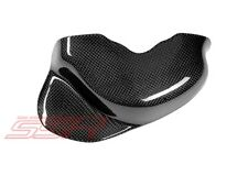 Ducati Hypermotard 796 1100 EVO Engine Case Protector Guard Cover Carbon Fiber