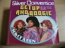 """7 """" Silver Convention  - Get up and boogie"""