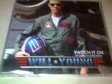WILL YOUNG - SWITCH IT ON - UK CD SINGLE