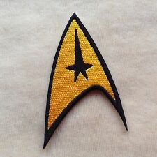 STAR TREK AMERICAN SCIENCE FICTION EMBROIDERY IRON ON PATCH BADGE