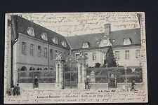 Carte Postale ancienne LONS-LE-SAUNIER - Hôtel-Dieu - Grille en fer forgé (1775)