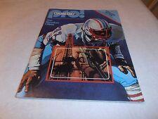 VINTAGE 1981 HOUSTON OILERS VS PITTSBURGH STEELERS PROGRAM