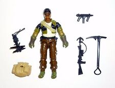 GI JOE ALPINE Vintage Action Figure COMPLETE 3 3/4 C9 v1 1985