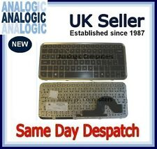 New HP 573148-031 Pavilion DV9100, DV9200, DV9300 & DV9500 UK Keyboard