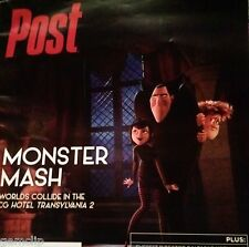 Post Hotel Transylvania Hallowen Haileigh Todd Morganville Marvel Agents Shield