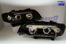 00-03 BMW X5 E53 LED Angel-Eyes Projector HeadLight
