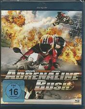 Adrenalin Rush [Blu-ray] Lee Min-ki  Neu!