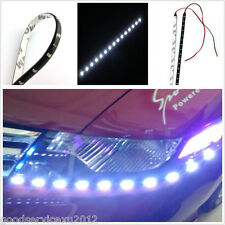 Waterproof 12V 15LED White Auto SUV Driving Light Decor Lamps Strips For Lincoln
