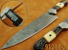 XL Damast Küchenmesser,Kochmesser, Fleischmesser,Chef Damastmesser 91244-06-4200