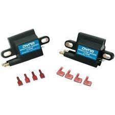 Dyna Ignition Black Coil 3 ohm Dual Output DC1-3 Dynatek Mini Coil Miniature