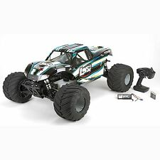Team Losi Gasoline Black Monster Truck XL 29cc RTR 2.4Ghz AVC 1/5 4WD LOS05009T1