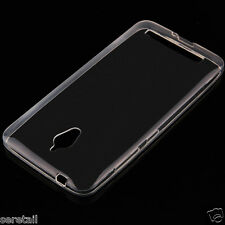 "Transparent Soft Silicone Back Case Cover FOR ASUS ZENFONE GO 5.0"" ZC500TG"
