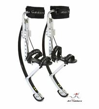 Air Trekker Jumping Stilts BW Extreme New Edition Outdoor Medium 160 To 200 Lbs