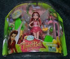2010 DISNEY FAIRIES ROSETTA CONTAINS 19 PIECES SET