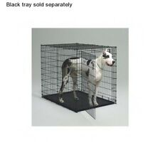 "54"" XXL Extra X Large Dog Crate Cage Kennel GIANT GREAT DANE SIZE  FREE SHIPPING"