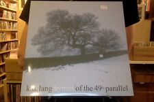 K.D. Lang Hymns of the 49th Parallel LP sealed vinyl