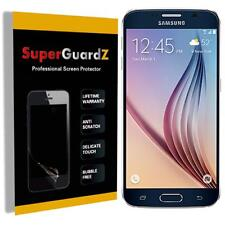 4X SuperGuardZ HD Clear Screen Protector Film Cover Shield for Samsung Galaxy S6